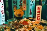 Seoul - Korea Rep. - Dinner at Nam de Mun market