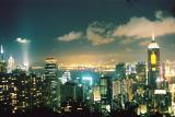 Hong Kong - the city never sleeps...